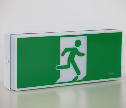 SAA Wall LED Exit Sign(EB911)