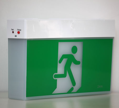 SAA LED Ceiling Exit Sign board(EB914)