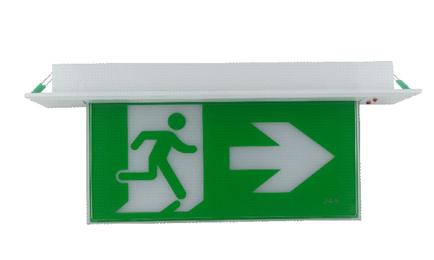 Recessed LED Exit Sign(EB916)