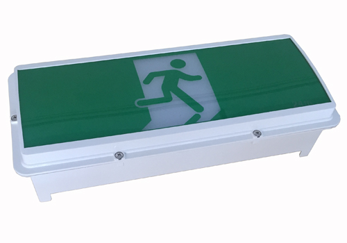 IP65 Waterproof LED Exit Sign