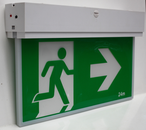 Blade LED Exit Sign Board(EB960)