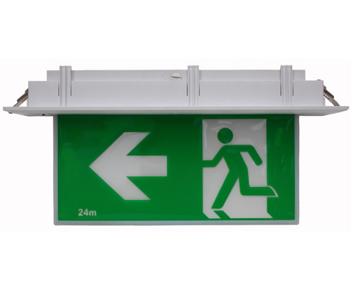 Recessed Mounted LED Exit Sign(EB960-R)